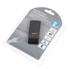 Security USB Biometric Computer Fingerprint Reader Password Lock for PC New T0W4