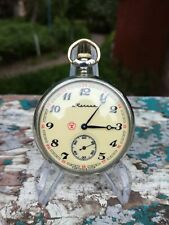USSR Russia pocket watch Molnija / Wolves