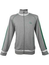 HUGO BOSS Zip Neck Plain Sweatshirts for Men