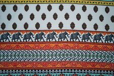 Multicolor Ethnic ITY Print #308 Stretch Polyester Lycra Spandex Fabric BTY