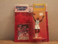 1994 Larry Johnson Starting Lineup Charlotte Hornets