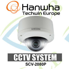 "Samsung SCV-2080P 1/3"" Super High Resolution 600TVL Day/Night Camera CCTV"