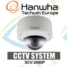 """Samsung SCV-2080P 1/3"""" Super Alta Resolución 600TVL Día/Noche Cámara CCTV"""