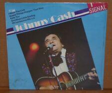 Johnny Cash NEW SEALED LP vinyl record Signal German import