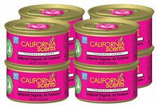 California Scents Spillproof Organic Air Freshener,Coronado Cherry, 1.5 OZ 12-PK