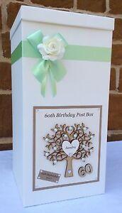 Birthday Post Box, Birthday Gifts, Birthday Decorations, Birthday Celebrations