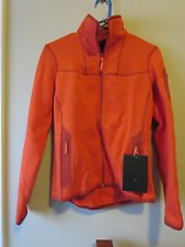 Womens New Arcteryx Covert Cardigan Jacket Sz Small Color Koi