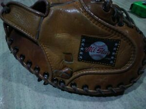 Vintage super rare Allstar catchers glove , Proffesional Model C1300. Amazing co