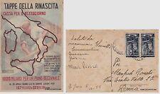 # CASSA PER IL MEZZOGIORNO- TAPPE DELLA RINASCITA - 1000 MILIARDI ...1952