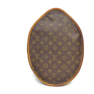 Louis Vuitton LV Clutch Bag Racket cover Brown Monogram 2306626