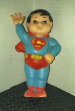 "1978 DC Comics SUPER JUNIOR 7"" Squeeze Toy VG 4.0 Protecto / Superman / Superboy"