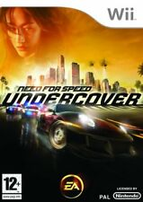 Need for Speed: Undercover Wii NEW and Sealed
