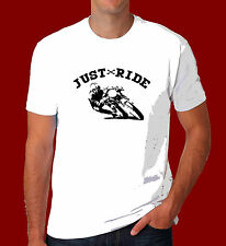 CAFE RACER T Shirt Rocker personnalisé BSA Triumph papa Moto Motard Classique