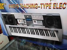 "Music Electronic Keyboard 61 Keys Portable Piano MK922, "" New Unopened Box"""
