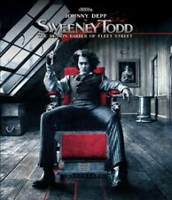 Sweeney Todd [New Blu-ray] Ac-3/Dolby Digital, Dolby, Dubbed, Subtitled, Wides