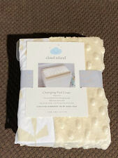 Cloud Island Sprout Wipeable Changing Pad Cover New