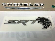 2017 Dodge Challenger Charger New SRT Hellcat Hell Cat 3D Emblem Mopar OEM