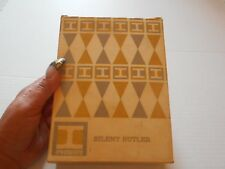New listing Vintage Irvinware Silent Butler in Original Box