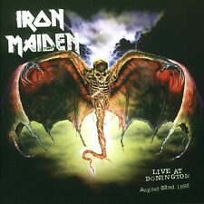 Live at Donington 1992 by Iron Maiden (CD, Sep-1998, 2 Discs, EMI Music...