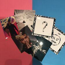 XXXTentacion Vinyl Sticker Pack - 6 Stickers (17, ?, SAD, BAD)