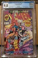 Uncanny X-Men #281 2nd Printing CGC 9.8 1991