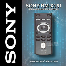 Sony CDX-GT540UI CDX-GT440U Auto Fernbedienung RM-X151 (NEU!!!)
