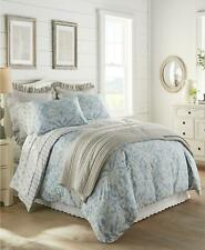 Stone Cottage Camden 3 Pc Full/Queen Duvet Cover Set Pastel Blue $184