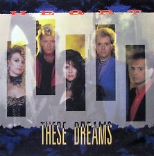 "HEART These Dreams 12"" Single"