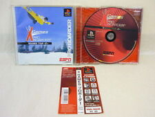 PS1 X GAMES PRO BOARDER with SPINE CARD * PS Playstation Import Japan Game p1