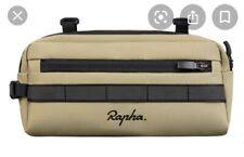 Rapha Bar Bag! Stone! Brand New