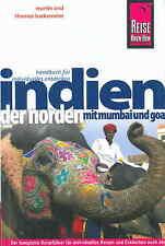 INDIEN der Norden Reiseführer REISE KNOW-HOW 10 m. Mumbai Goa NEU Reisehandbuch