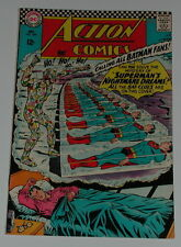 Vintage Comic Book Action Comics No.344 1966