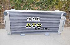 Aluminum Radiator for FORD GT40 1964 - 1969 1965 1966 1967 1968