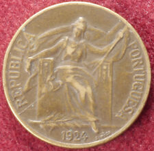Portugal 1 Escudo 1924 (E3101)