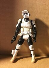 Star Wars Scout Trooper from Target Exclusive Battle of Endor Loose Excellent