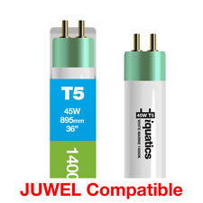 IQuatics 45w t5 Lampadina-Juwel Compatibile Marine Bianco 14000k-crescita Corallo