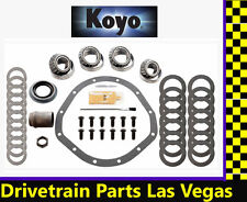 "Premium Master Bearing Rebuild Overhaul Kit 8.875"" 12 Bolt Truck Koyo GM Chevy"
