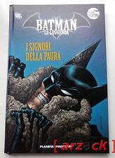 BATMAN LA LEGGENDA Serie Platino 49 I SIGNORI DELLA PAURA Planeta DeAgostini