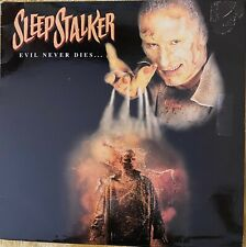 Sleep Stalker (1995), Vintage Horror LD, Extended Play, NTSC, **LaserDisc