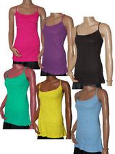 Camisas y tops de mujer sin marca color principal multicolor sin mangas