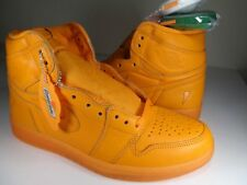 Nike Air Jordan 1 Retro HI OG G8RD Gatorade Orange Peel SZ 7 (AJ5997-880)
