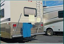 "48"" Aluminum Uprights Extend-A-Line Camping RV Camper Parts Trip Accessories New"