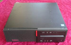 Lenovo ThinkCentre M700 SFF i7-4770  8GB  500GB Win 10 Pro  Desktop PC