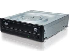 LG HGST GH24NS DVD CD Brenner 24x SATA PC Computer Laufwerk intern schwarz