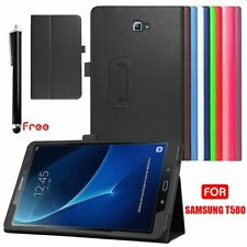 "Flip leather Stand Case Cover For Samsung Galaxy Tab A6 10.1"" T580/585"