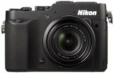 Nikon COOLPIX P7800 Black Digital Camera !!Brad-New!! F/S