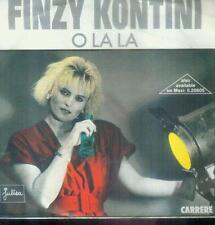 "7"" Finzy Kontini/o la la (d)"