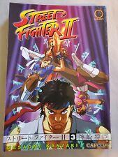 Street Fighter II Volume 3 Manga Graphic Novel Masomi Kanzaki