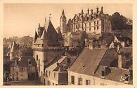 BF9811 loches le chateau royal et la porte des cordelier france     France