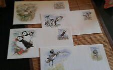 Lot de 4 enveloppes Prêt à Poster illustrées Ligue Protection des Oiseaux - 20g